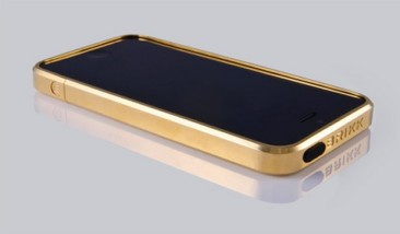 Brikks Gold iPhone 5 case