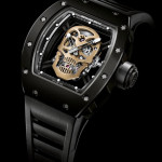 Richard Mille Tourbillons for Baselworld 2013 - Panda & Skull Watches
