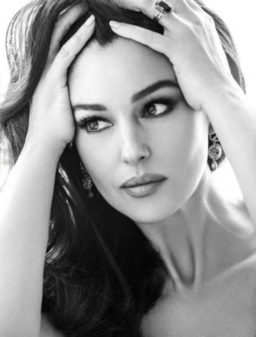 New Bond Girl – Monica Bellucci