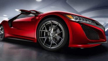 The long awaited new 2015 NSX from Acura.