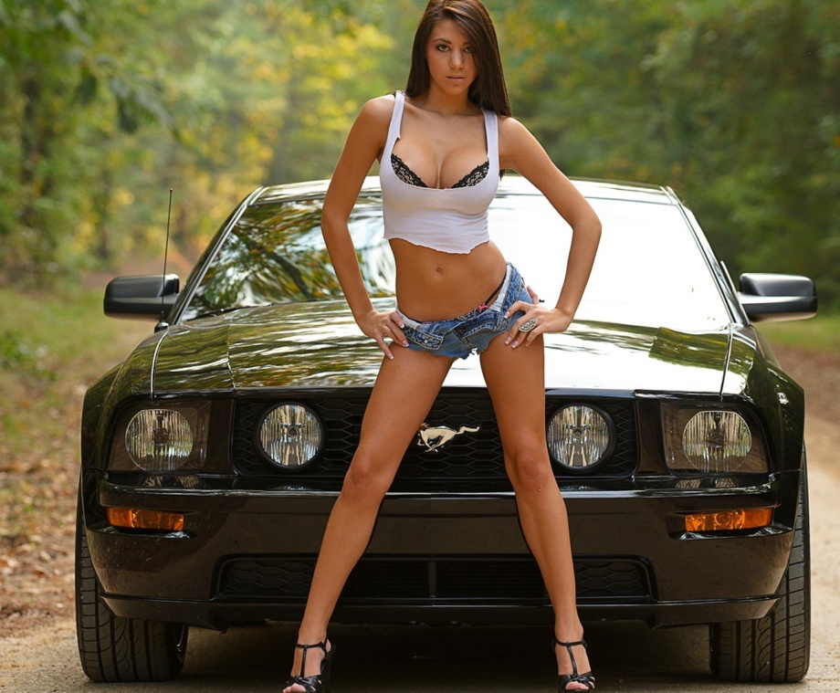Can sexy girls on cool cars consider, that
